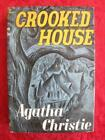 AGATHA CHRISTIE Crooked House 1st Edition 1st Printing 1949 Crime Club VG DJ