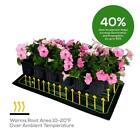 Seedling Heat Mat Seed Starting Pad Warm Hydroponic Heating TemperatureRegulated