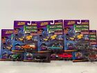 Set Of 7 Johnny Lightning Frightning Lightnings Limited Ed Ghostbusters ECTO 1A