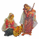Roman 48 Fontanini Holy Family Lighted Nativity Christmas Outdoor Decoration