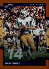 Dan Fouts Cards, Rookie Card and Autographed Memorabilia Guide 16
