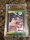 1989 Donruss Baseball Best Ken Griffey Jr Bgs 9.5 Rc Hof