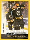 2017-18 Upper Deck Game Dated Moments Hockey Cards 11