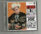 Joe Maphis Fire On The Strings (Columbia Legacy) CD NEW / SEALED