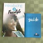 Weight Watchers WW FREESTYLE INTRODUCING WELCOME BOOK  POCKET GUIDE For Program