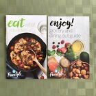 Weight Watchers WW FREESTYLE Eat What You Love And Grocery Dining Out Books