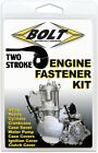 Bolt Engine Fastener Kit fits Kawasaki KX100/KX65/KX85/KX80/KX80 Big Wheel