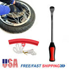 2Pack Tire Lever Tool Spoon Motorcycle Tire Change Kit Bicycle Dirt Bike Touring