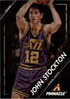 John Stockton Rookie Cards and Autographed Memorabilia Guide 10
