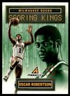 Oscar Robertson Cards and Autographed Memorabilia Guide 16