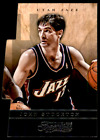 John Stockton Rookie Cards and Autographed Memorabilia Guide 15