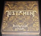 Testament: Brotherhood Of The Snake - Limited Mailorder Edition CD Box Set NEW