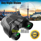 Waterproof Full Size 10X25Zoom Binocular with Night Vision BAK4 Prism High Power