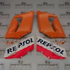 HONDA CBR125R CBR150R REPSOL FRONT PAIR SIDE FAIRINGS PANEL SET + STICKERS 2004