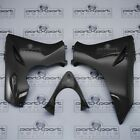 HONDA CBR125R CBR150R GENUINE BLACK LOWER BELLY PAN FAIRING PANEL SET 2004 -2010