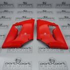 HONDA CBR125R CBR150R FRONT PAIR SIDE FAIRINGS PANEL SET RED 2004 - 2007