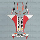 HONDA CBR125R CBR150R GENUINE REPSOL EDITION DECAL STICKER SET 2011 - 2016