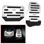 2Pcs Universal Racing Sports Non-Slip Automatic Car Gas Brake Pedals Pad Cover L