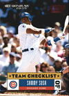 Sammy Sosa Cards, Rookie Cards and Autographed Memorabilia Guide 17