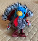 TY Beanie Baby - Excellent Condition LURKEY THE TURKEY with MINT TAGS