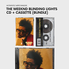The Weeknd - Blinding Lights CD + Cassette [Collector's Edition]