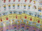 Vintage Suzys Zoo Sayings Stickers 18 Sheets Planner Teacher Reward Stickers