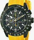 NAUTICA MEN'S CHRONOGRAPH SPORTS WATCH, NEW IN BOX, MODEL N18599G