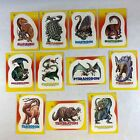1988 Topps Dinosaurs Attack Trading Cards 34