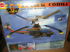 Cox 049 4500 Attack Cobra Helicopter NEW UNOPENED SEALED 2nd style vintage