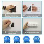 50pcs Super Strong Two Sided Adhesive Foam Tape Pad Mounting Rounds Rectangle