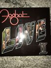 FOGHAT - Live Ii - CD - **BRAND NEW/STILL SEALED**