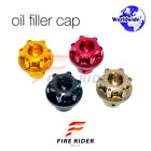 CNC Engine Oil Filler Cap Plugs For Ducati Multitrada 620 1000 1100 04-09