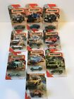 MATCHBOX PICK UPs PACKAGE LOT OF 10