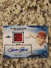 2019 Leaf In The Game Used Sports Pete Rose Reds Jersey Auto # 35