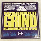 MAGRUDERGRIND Crusher Promo CD, Scion Audio 2010 Grindcore Power-Violence, NAILS