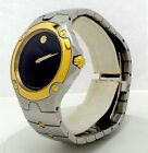 Movado - Sport Herren Uhr -  81.g1.1892 - Two-Tone Stainess - Men's Watch ~#3113