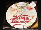 King Diamond: House Of God - Limited Picture Disc 2 LP Vinyl Record Set 2018 NEW