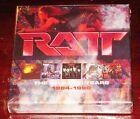 Ratt The Atlantic Years 1984-1990 5 CD Box Set Out, Invasion, Dancing, Reach NEW