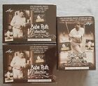 3x Leaf Babe Ruth Collection Baseball Box 2016 100Cards Look For Signature
