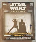 Star Wars: The Empire Strikes Back Black & White Hobby Box 2019 One auto Per Box