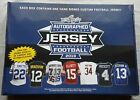 Leaf Autographed Football Jersey Edition Hobby Box nfl 2018