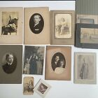 Old Photograph Lot 1800s