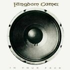 KINGDOM COME In Your Face CD BRAND NEW