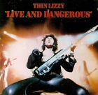 Thin Lizzy - Live And Dangerous (CD 1996) Phil Lynott; Remastered Reissue