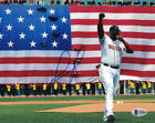 David Ortiz Autographed Signed Boston Red Sox 8x10 Photo BAS 26877