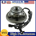 1 Front Wheel Hub Bearing Assembly for Ford Explorer Mercury Mountaineer AWD