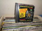 LINK WRAY APACHE/WILD SIDE OF THE CITY RARE CD
