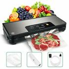 Automatic Commercial Vacuum Sealer Machine Meat Storage System With 10 Free Bags