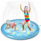 Baby Wading Pool for Toddlers Summer Outdoor Water Toys Kids Sprinkler Pool