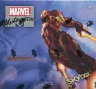 Upper Deck Marvel Masterpieces 2018 Factory Sealed Hobby Box